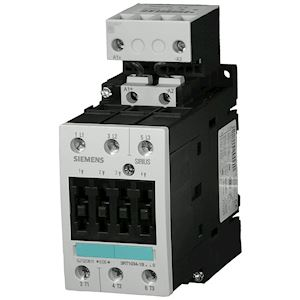 Contact.mot.15kW. 24 Vdc Uc=0,7-1,25