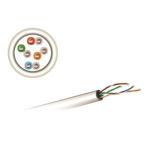 CABLE C5E UTP 4P PVC ECA T500
