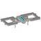 Altira - lampe pour voyant de balisage double - 24 Vcc - l'unité