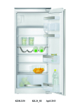 REFRIGERATEUR INT 1P 122,5 A++ GLISS