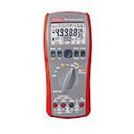 Calibrateur de courant 4-20mA, multimètre portable TRMS AC+DC 50 000 pts de mesu