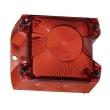 Feu flash 5J 230Vca 25mA Rouge IP66