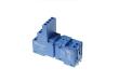 Support bornes à cage pour relais 5534 - Etrier métallique pour maintien du relais