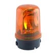 Maxi feu tournant 35W 24Vcc Orange 220xø140mm IP65
