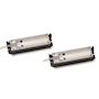 Module LED READYLINE S 13W / 1210lm / 4000K couvercle clair IP54