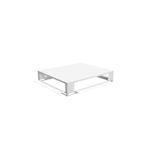 Bac encastremt pour nourrice en faux plafond 535X450X110mm