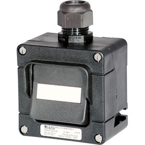 Interrupteur M/A 2NO (1xM25)