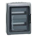 Coffret Plexo³ pour photovoltaïque à équiper - 2 rangées de 12 modules - 1000V=