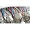 Etrier de blindage pr bloc jonc Viking 3 vis/ressort - câble D= 4 à 13,5 mm