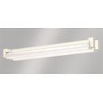 Luminaire apparent ERFURT LED EXTREME m1200, PC, diffus, 8060lm 56W