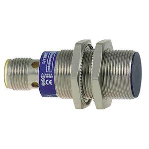 détecteur inductif XS1 cylindrique M18 Sn 10 mm connecteur M12