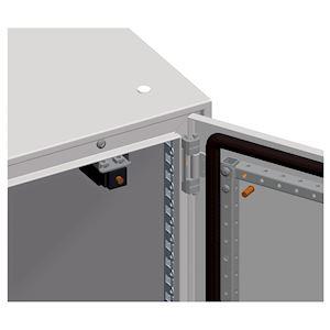 Spacial SM - contact de porte pour armoire - 10A/500V - O+F - entrée câble M20