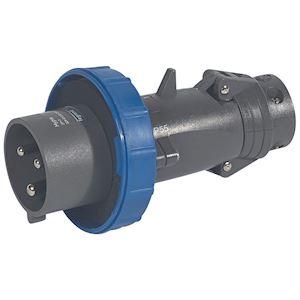 FICH D 32A 2P+T 230V PLA 67/55