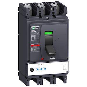 Compact NSX400N - disjoncteur + déclencheur élect. micrologic 2.3 - 400A - 3P3d
