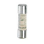 Cartouche industrielle cylindrique typeaM 10x38mm sans voyant - 10A