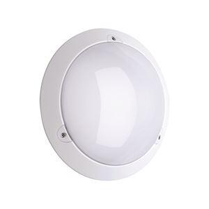 Voila Start Blanc 1 x 60 W halo. 23 W CFLi E27 S/L + détecteur