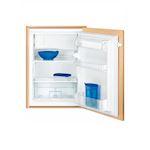 Réfrigérateur, Encastrable, Table top, Statique, 110 L, A+, Blanc