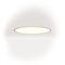 lili frame encastré argent LED HO 4000K 96W 10853lm DALI