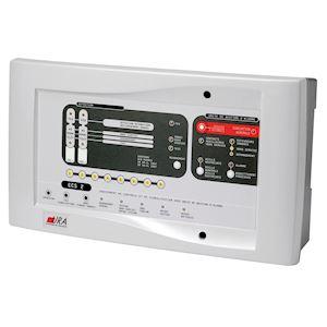 Découvrez les centrales d'alarme incendie URA
