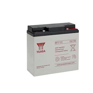 Batterie stationnaire étanche au plomb NP 17Ah 12V ' bac standard