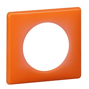 PLAQUE 1P ORANGE 70S
