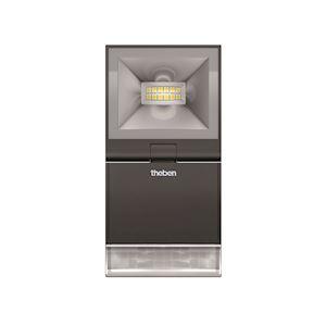 Projecteur LED avec détecteur  theLeda S 10w noir