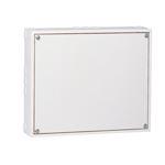 Tableautin 125x150x35mm IP20 IK08 - blanc RAL9010