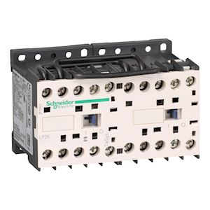 TeSys LP2K - contacteur inverseur - 3P - AC-3 440V - 6A - bobine 24Vcc