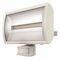 Projecteur LED+détec 30w blanc
