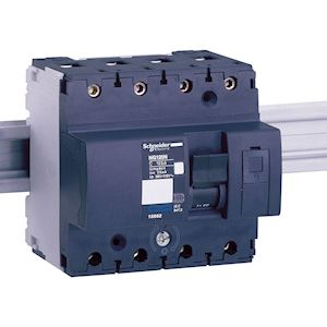 Multi9 NG125N - disjoncteur modulaire - 4P - 125A - courbe C