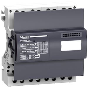 Linergy DX - répartiteur 4P - 125 A ( Distribloc)