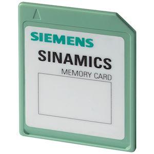SD-Card Empty  6SL3054-4AG00-2AA0