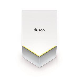 Sèche-mains Dyson Airblade V Quiet Blanc - HU02