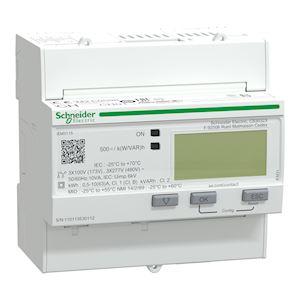 Acti9 iEM - compteur d'énergie tri - 63A - multi-tarif - MID