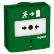 Dispositif de Commande Manuelle pour Issue de Secours - standard
