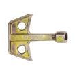 Clé métal pour empreintes - triangle mâle de 8 mm
