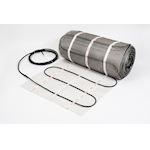 Trame chauffante ECinfracable 100T 230V, 960W, Long câble 63,4m, Long x larg tra