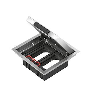 schneider electric ism51624 optiline 45 bo te de sol. Black Bedroom Furniture Sets. Home Design Ideas