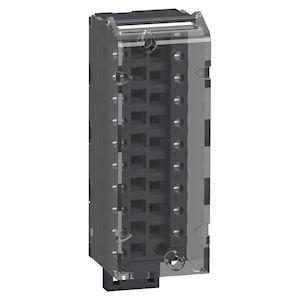 Modicon X80 - Bornier de raccordement - à vis - débrochable - 20 contacts