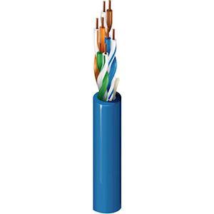 4P UTP PVC C5E ECA BLEU 500M