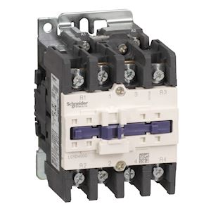 TeSys LC1D - contacteur - 4P (2F+2O) - AC-1 440V - 60A - bobine 48Vca