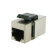 COUPLEUR RJ45 STP C6 FLUSH MOUNT KEYSTONE