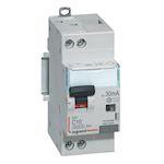 Disjoncteur diff DX³ 4500 vis/vis -U+N 230V~ 10A - typeAC 30mA - courbe C - 2M