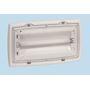 Pyros - bloc antipanique à tube fluo - 230Vca - IP42 I07 - 202x391x73,8mm