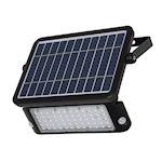 PROJECTEUR LED SOLAIRE 10W - IP65 - 3000K - 1080 lm
