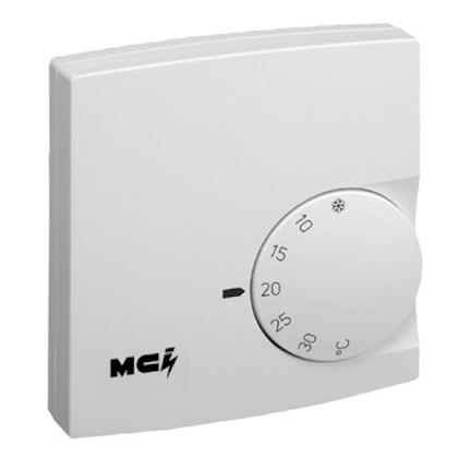 sourcing map Interrupteur contr/ôle temp/érature thermostat 40/°C 10A normalement ferm/é NC 2Pcs