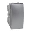 Unica Alu va-et-vient 10 A connexion rapide 1 module