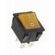 210 N B5 250V N/KA +G001B : interrupteur ON-OFF bipolaire pour découpe 30x22mm