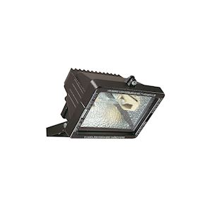 JUNIOR - Proj. Ext. IP44 IK05 R7s 78mm 120W max, basc., noir, lampe non incl.