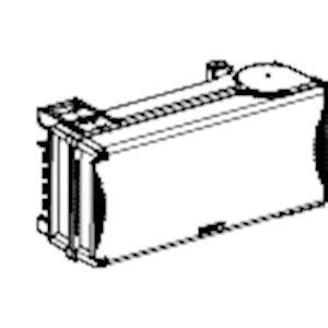 Canalis KSB - coffret de dérivation 100A pour fusible NF 22x58 - 3L+N+PE